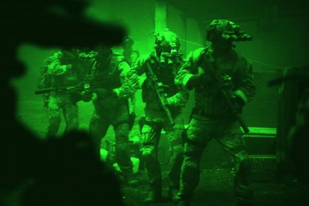 Operațiunea Neptune Spear, așa cum a fost ea relatată în filmul ZDT